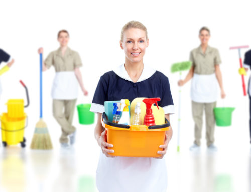 What Does A Professional Cleaning Service Look Like?