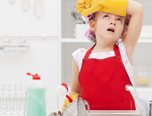 Want to Make Mom Happy This Mother's Day? Here's How Kids Can Help Clean The House