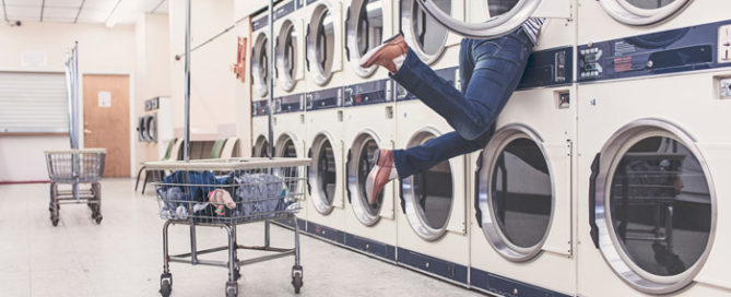 Cleaning the machines that clean for you - washing machines