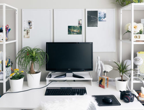 Working From Home? 5 Things You Need to Feel Like You're In an Office