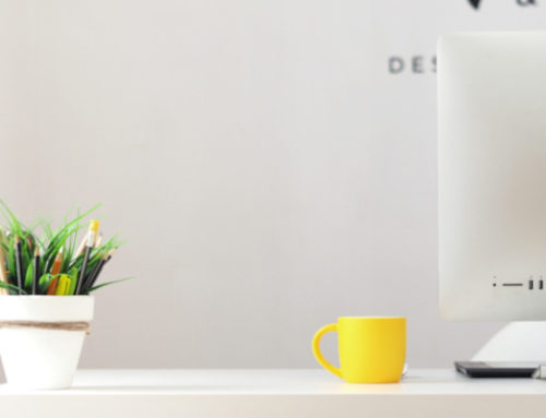 Five Easy Ways to Keep Your Work Station Feeling Clean and Organized