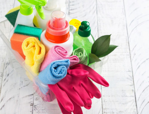 Five Cleaning Products We're Thankful For