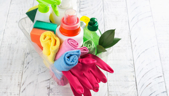 Cleaning products to be thankful for