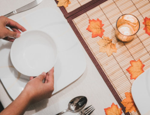 How to Clean Before a Big Thanksgiving Gathering