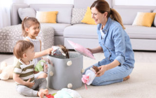 Cleaning for every stage of your child's life and family's journey