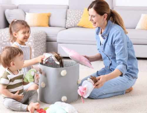 Cleaning for Every Stage of Your Child's Life