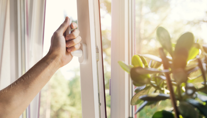 Improving the air quality in your home
