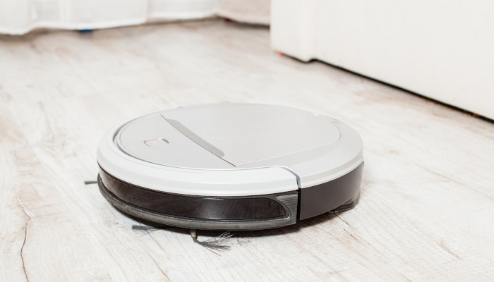 Cleaning tools that make life easier, including Roombas