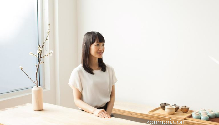 Marie Kondo has earned fame teaching the benefits of a clean home