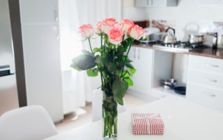 A clean home can be a romantic Valentine's Day gift
