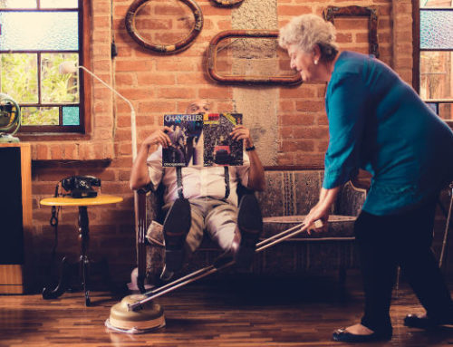 Does Your Elderly Family Need Help Keeping Their Home Clean?