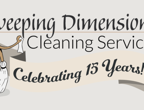 Sweeping Dimensions is Celebrating 15 Amazing Years!