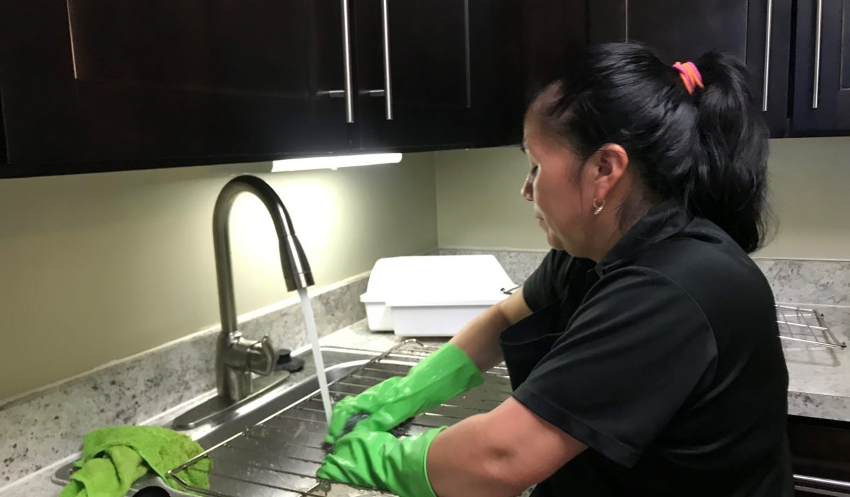 Cleaning for Aging Parents, Chicago