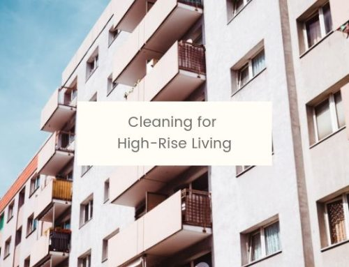 Cleaning for High-Rise Living