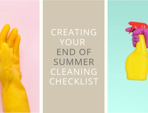 Creating Your End of Summer Cleaning Checklist? Don't Overlook These Three Spots