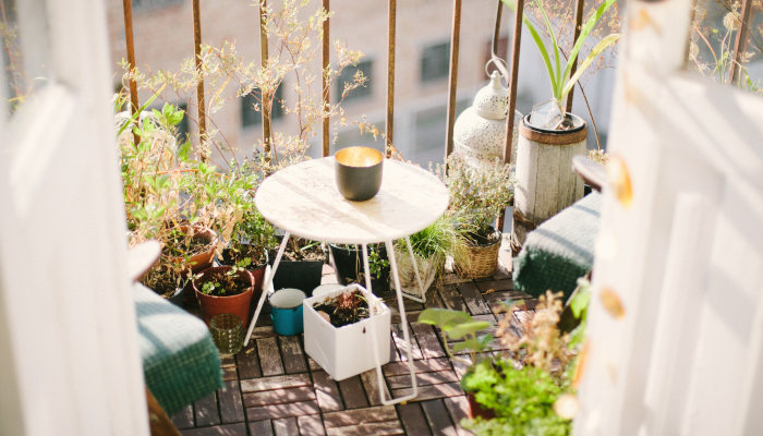 Balcony Cleaning Checklist