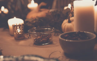 Scents for Fall and Winter