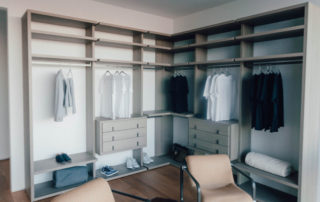 Cleaning and organizing pantries and closets