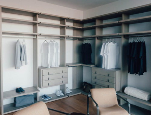 5 Tricks for Keeping Your Closets and Pantries Organized