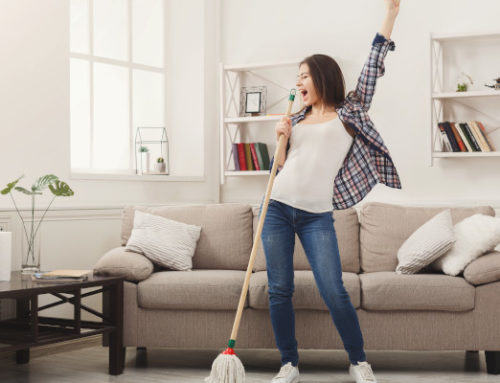 How to Turn a Long Weekend Into a Cleaning Blowout