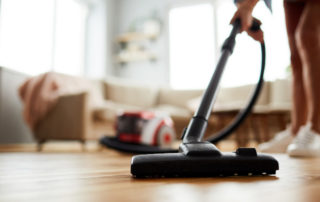 Set Up a Cleaning Routine for Your New Home