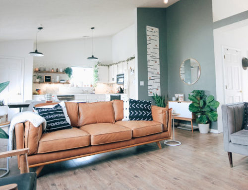 10 Tiny Steps That Can Make Your Living Room Feel Like New