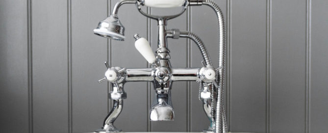 How to Deep Clean Showerheads and Faucets