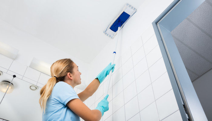 How to Clean Your Ceilings