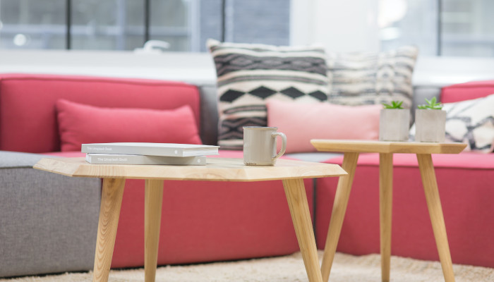 How to Keep Bright Colors In Your Home Feeling Fresh