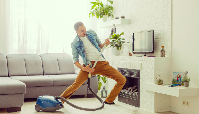 How to Clean to Lift Your Spirits