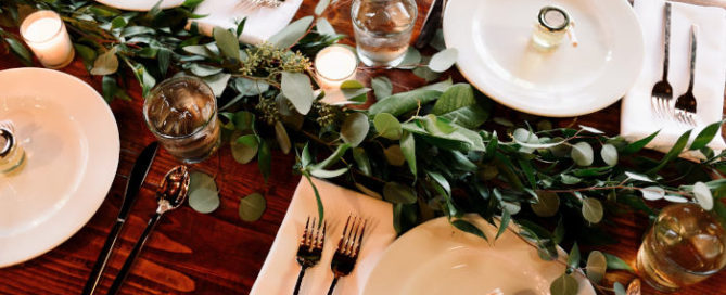 How to Throw a More Sustainable Party or Corporate Event