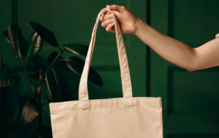 The Benefits of Reusable, Eco-Friendly Tote Bags