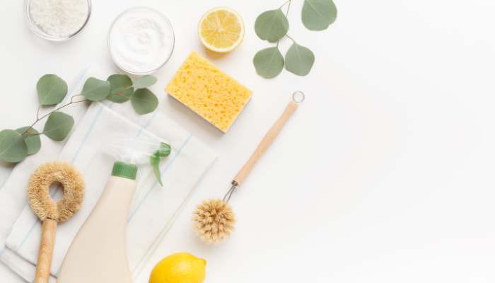 How to Make Spring Cleaning More Sustainable
