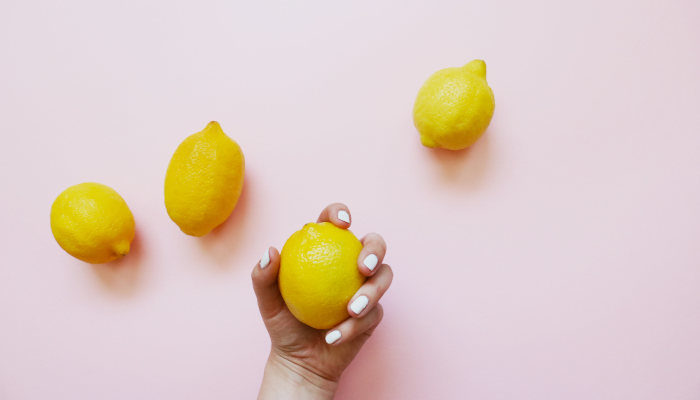 Lemons for Eco-Friendly Cleaning