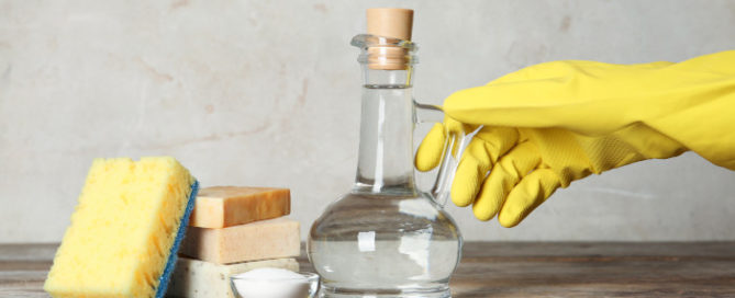 Why Vinegar Should Be Part of Your Eco-Friendly Cleaning Arsenal