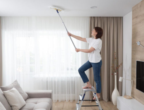 Should You Really Clean Your Home From Top-To-Bottom?