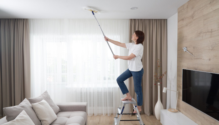 How to clean your home from top-to-bottom
