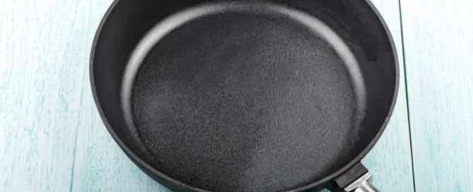 How To Clean Your Cast Iron Skillet And Other Specialty Kitchen Items